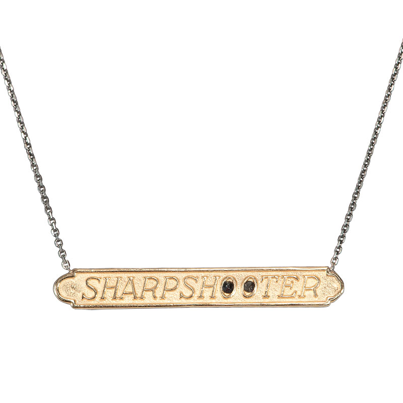 Sharpshooter Necklace