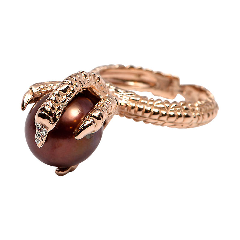 Clutch The Pearl Ring